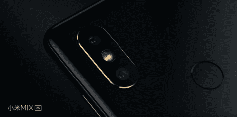 Xiaomi Mi MIX 2S Cámara