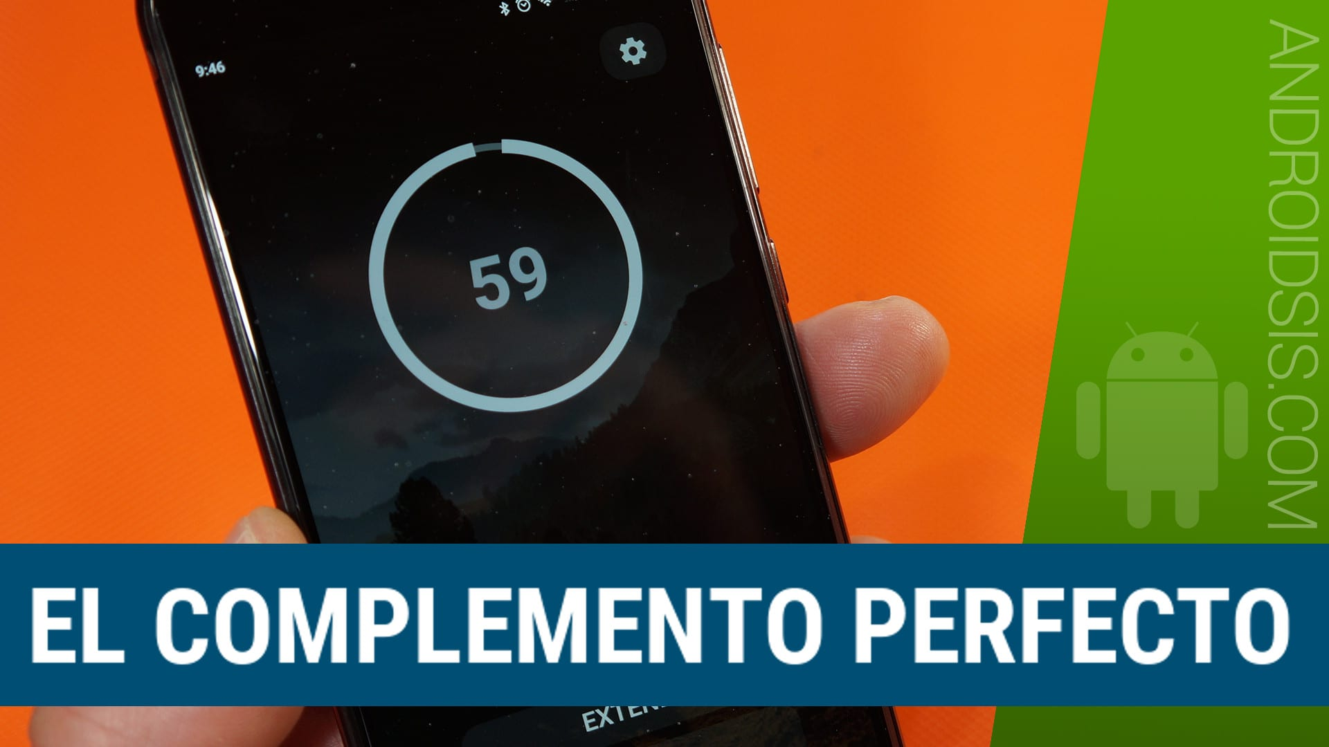 Mejor complemento Android