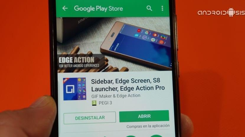 Cómo simular la función Edge de los terminales Samsung en cualquier Android