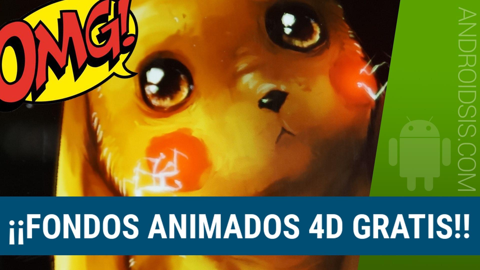 Los mejores Wallpapers 4D gratis para tu Android