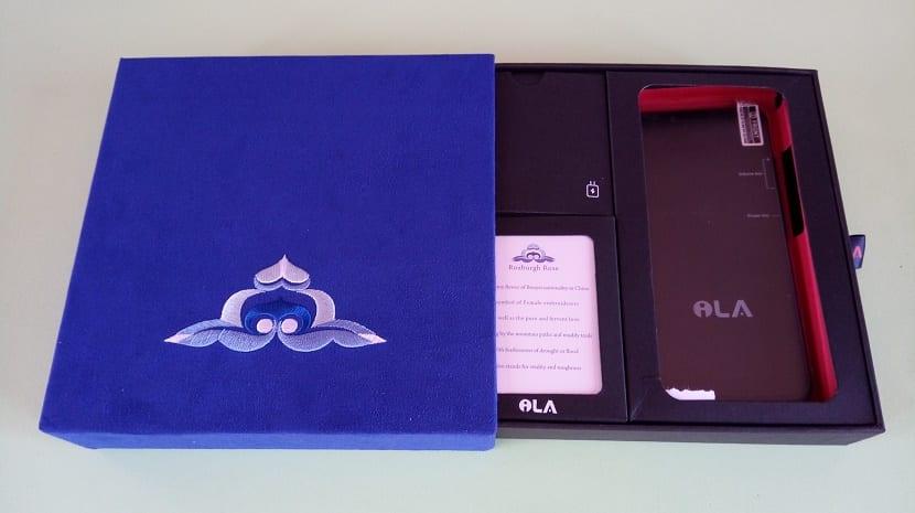 iLA Silk caja
