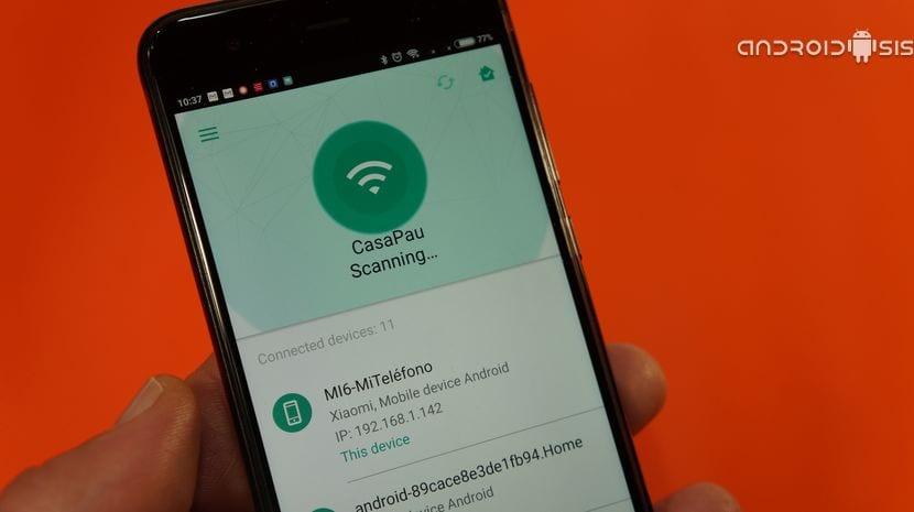 Cómo comprobar la seguridad de tu Wifi y que dispositivos están conectados
