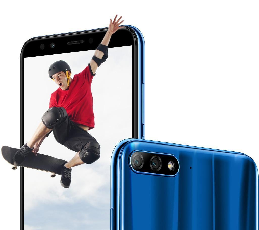 Especificaciones del Huawei® Y7 Prime (2018)