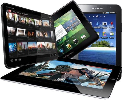 Selección Tablets más vendidas Amazon