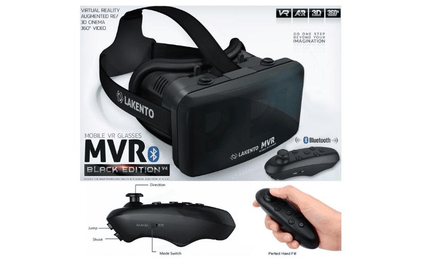 Gafas Realidad Virtual económicas