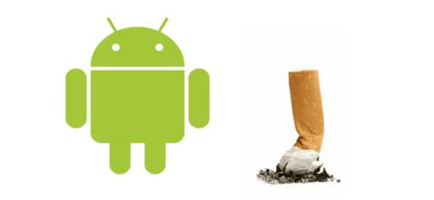 Android dejar de fumar