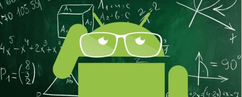 Aplicaciones matematicas Android