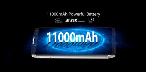 Blackview P10000 Pro Batería