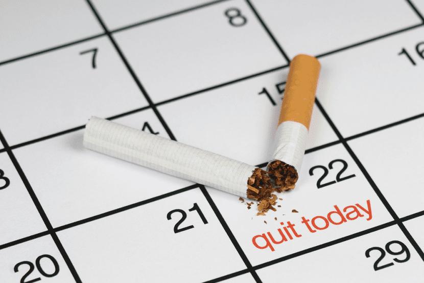 Dejar de fumar aplicaciones Android