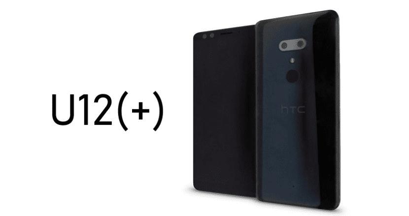 HTC U12 Plus diseño