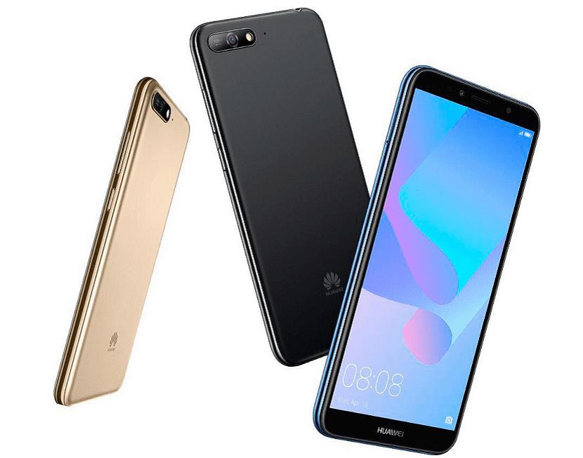 Huawei Y6 2018 Colores