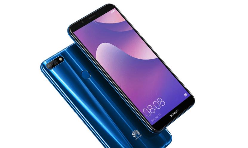 Huawei Y7 2018 Azul