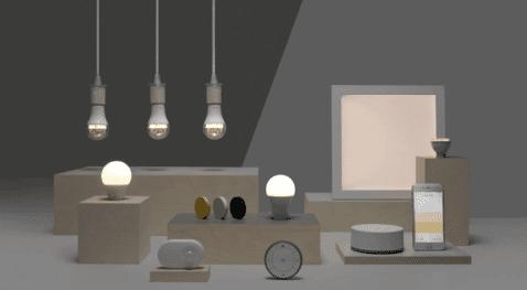 Ikea bombillas Google Assistant