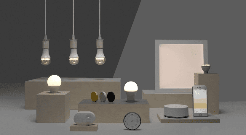 Las bombillas Trådfri de Ikea son compatibles con Google Home y Google Assistant