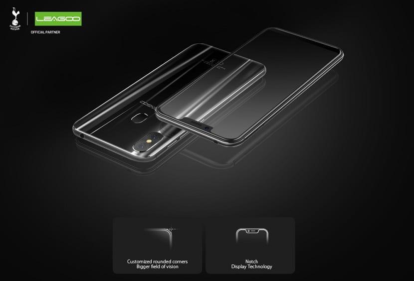 LEAGOO S9 Diseño