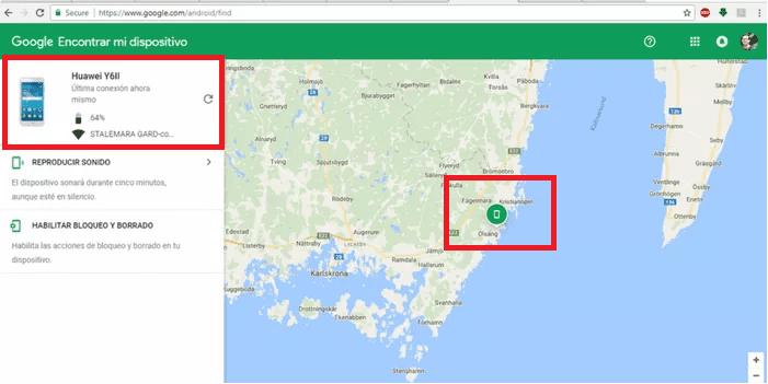 Localizacion Android