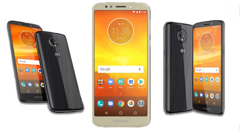 Moto E5, E5 Plus y E5 Play: La gama de entrada de Motorola mejora