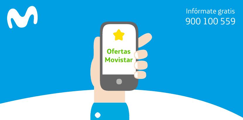 Oferta fibra Movistar