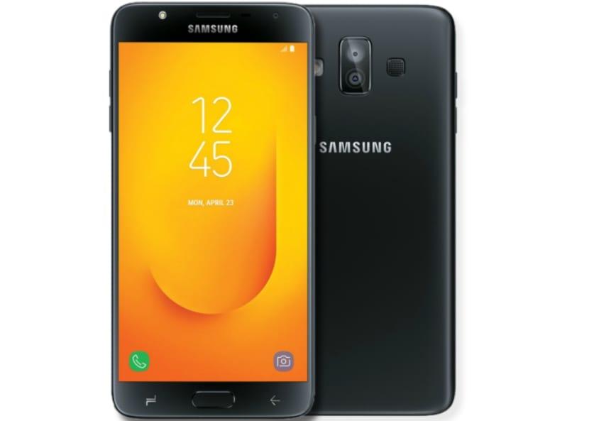 Especificaciones del Samsung Galaxy J7 Duo