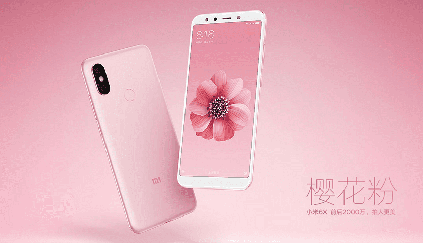 Xiaomi Mi 6X Oficial