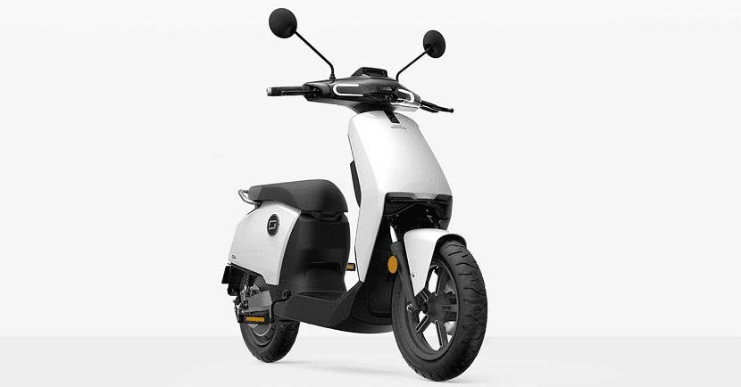 Moto eléctrica de Xiaomi