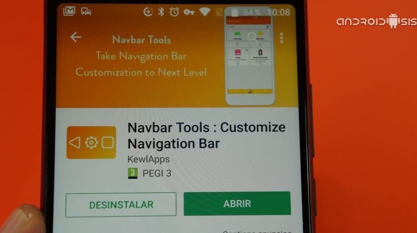 Cómo customizar los botones Android en pantalla sin necesidad de ROOT. [Android 7.0+]