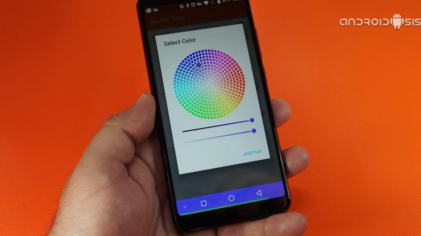 Personnalisez les boutons d'écran Android sans ROOT