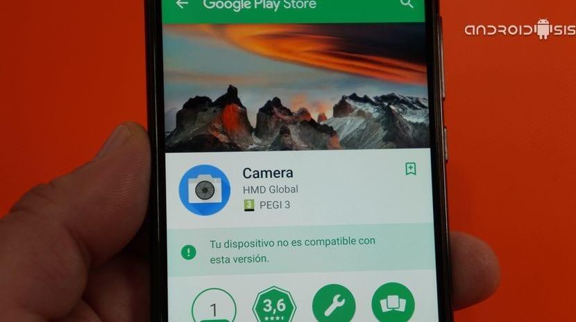 Cómo instalar la cámara de Nokia en cualquier Android