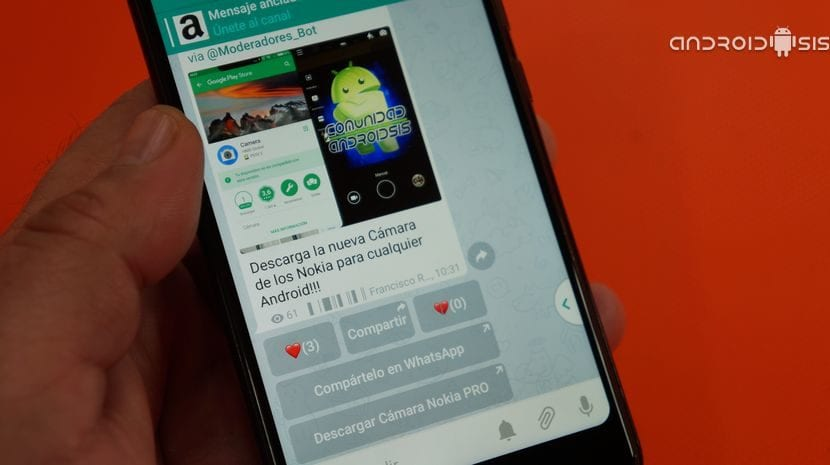Cómo instalar la cámara de Nokia™ en cualquiera Android