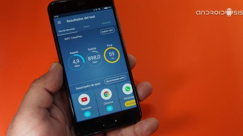 La mejor apps test de agilidad para Android™ completamente gratuita y sin anuncios