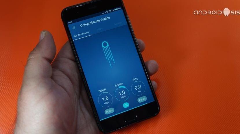 La mejor app test de velocidad para Android totalmente gratuita y sin anuncios
