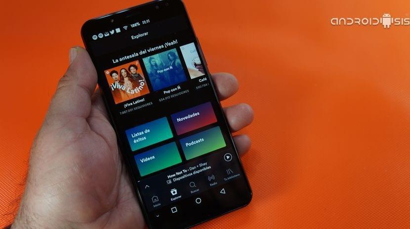 Nueva versión de Spotify sin modo aleatorio, ¿Es verdad todo lo que se anunciaba y se esperaba de ella?
