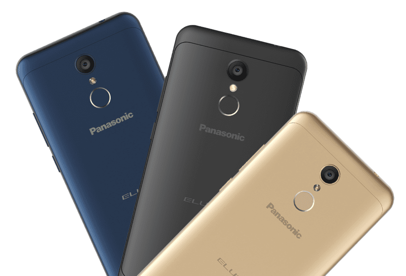 Panasonic Eluga Ray 550 lanzado en la india