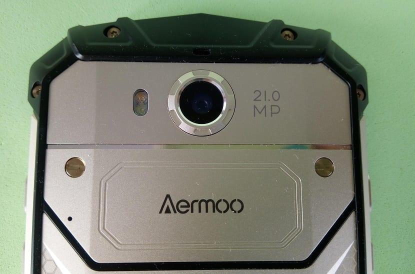 Aermoo M1 cámara