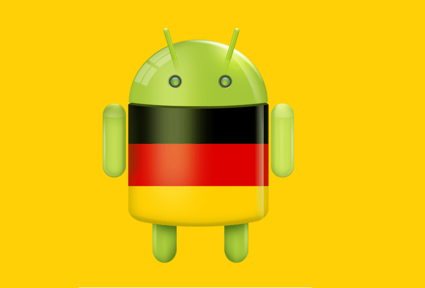 Android aleman