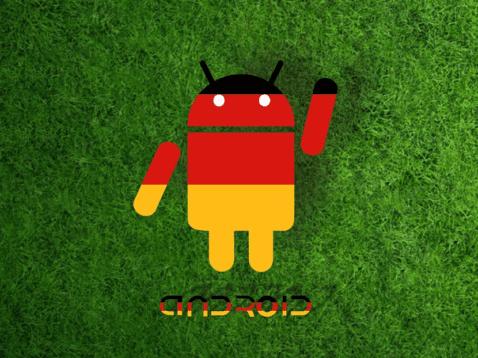 Android aprender aleman