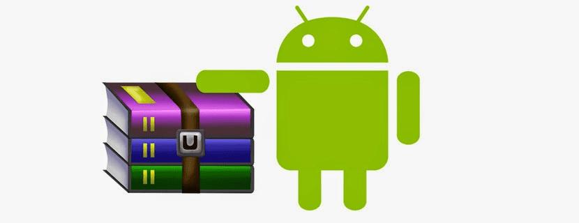 Android descomprimir archivos