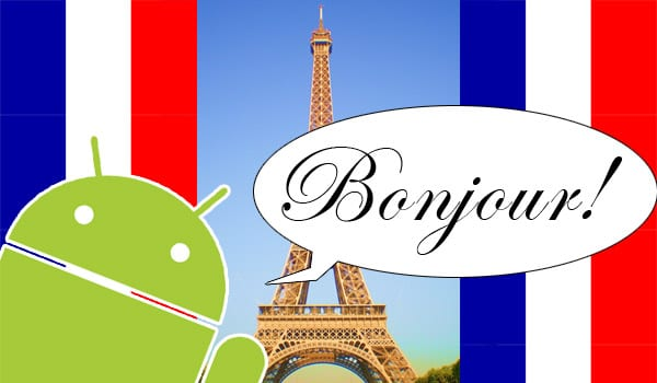 Android francés