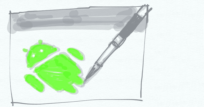 Aplicaciones dibujar Android