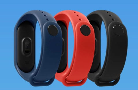 Correas Xiaomi Mi Band 3