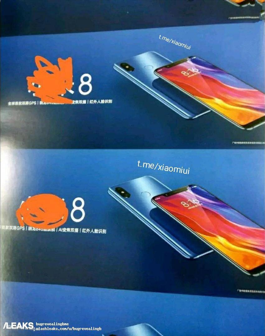 Diseño Xiaomi™ Mi 8