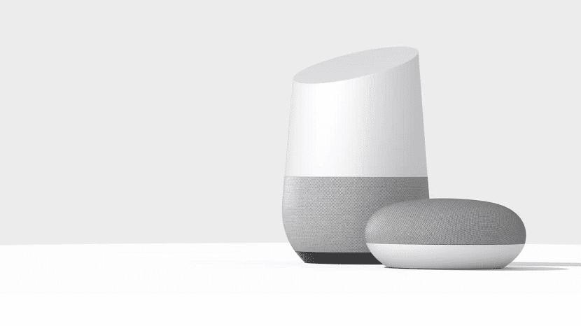 el google home y home mini ya se pueden comprar en espa a. Black Bedroom Furniture Sets. Home Design Ideas