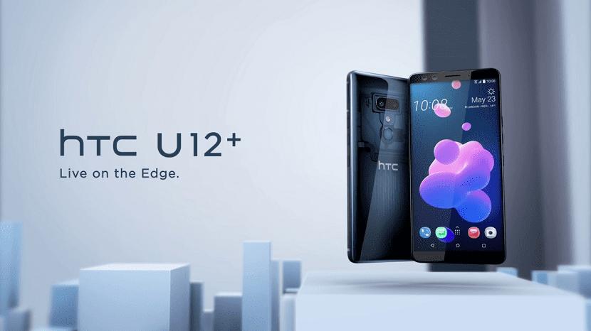 HTC U12+ Oficial