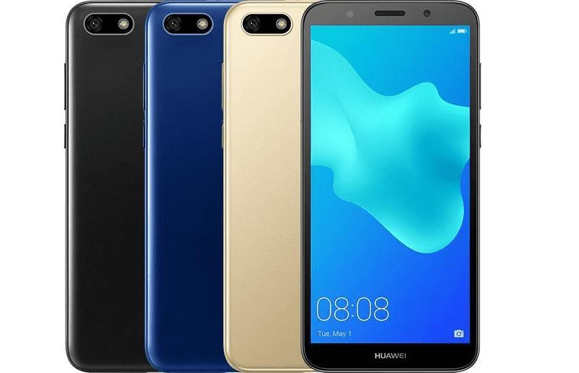 Huawei Y5 Prime 2018 colores