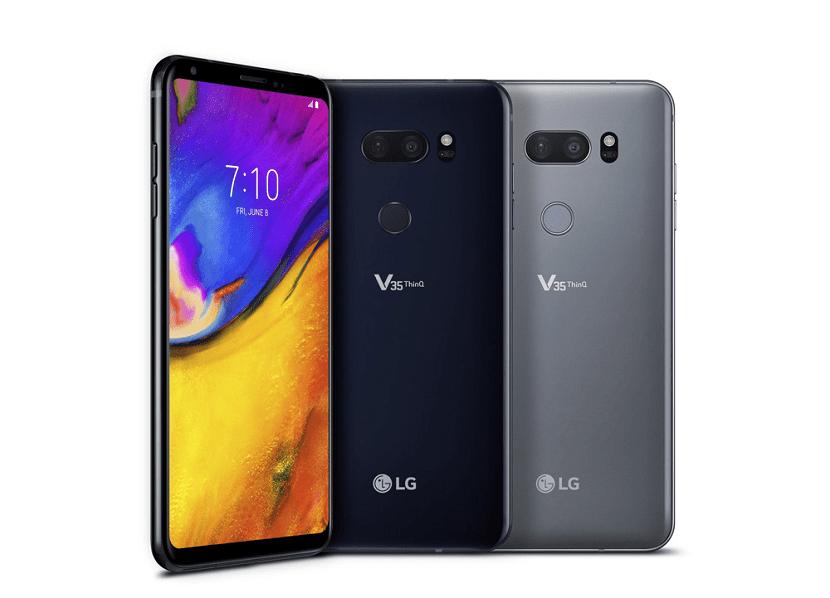 LG V35 ThinQ Oficial
