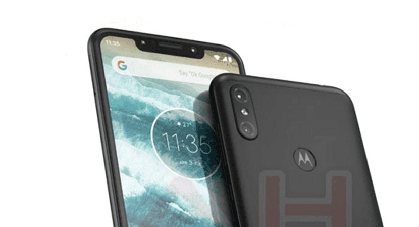 Motorola One Power diseño