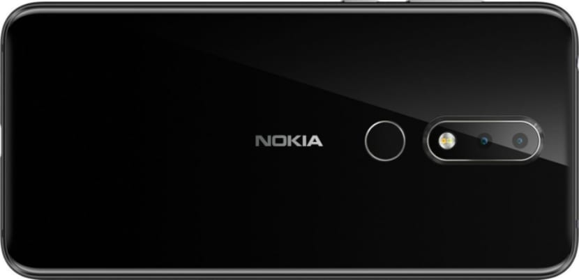 Doble cámara del Nokia™ X6