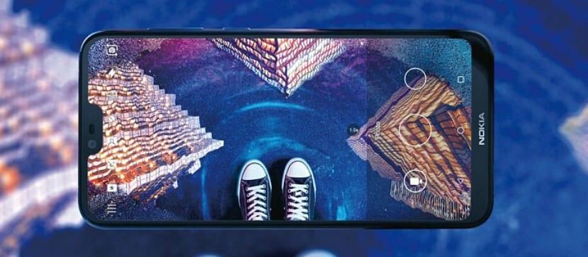 Especificaciones del Nokia X6