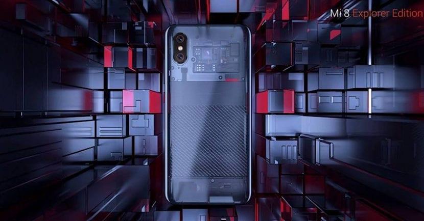 Xiaomi Mi ocho Explorer Edition