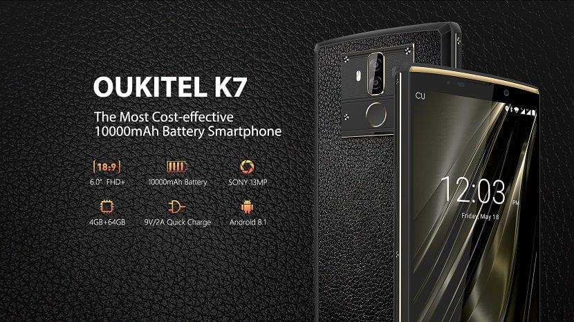 OUKITEL K7